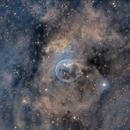 NGC7635 SHO,                                anunaki