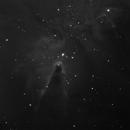 NGC2264 - The Cone Nebula - Hα,                                Derryk