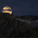 The Corsican Moonrise,                                Jean-François Bricot