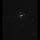 Galactic interactions: NGC 5296 & NGC 5297,                                Göran Nilsson