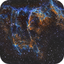 NGC 6995 and IC 1340 of the Eastern Veil,                                HomerPepsi