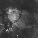 FishHead Nebula Ha,                                Charles Fichter