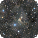 Vdb 141 - The Ghost Nebula,                                GALASSIA 60