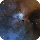 IC4603 - In the heart of the Rho Ophiuchus cloud complex,                                Stefan Nebl
