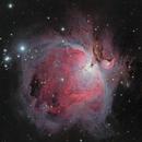 The Orion Nebula,                                TobsHD