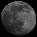 96% Illuminated Moon,                                axlecrusher