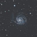M101 - The Pinwheel Galaxy,                                Antoine Grelin