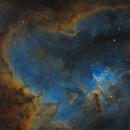 Melotte 15 in Cassiopeia - SHO,                                Elisabeth Milne