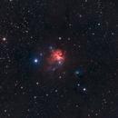 NGC 1579 - Northern Trifid Nebula,                                Kurt Zeppetello
