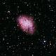 M1 Crab Nebula,                                George Pappayliou