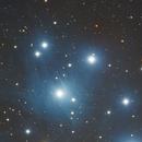 NGC 1435 Merope Nebula,                                Richard H