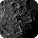 Clavius, Longomontanus, Maginus, Tycho, Moon,                                Andrea Mistretta