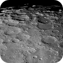 Moon South polar region,                                Riedl Rudolf