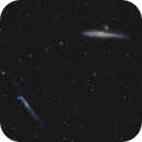 NGC4631-NGC4656  (Whale Galaxy and Hockey Stick),                                Giorgio Ferrari