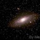 M31 Andromeda G.,                                Aydın