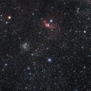 NGC 7635,                                Alessandro Speranza