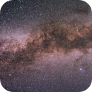 2012_Milky Way Cygnus_AquilaAut01 with Vivitar28mmf2.8 + 550D,                                Rocco Parisi