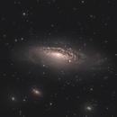 NGC7331,                                Lorenzo Palloni