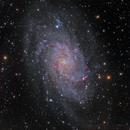 M33 - Deep Sky West Remote Observatory,                                Deep Sky West (Lloyd)