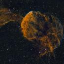 IC 443 - Jellyfish Nebula,                                Kurt Zeppetello