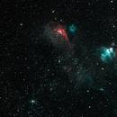 Nebulae in the LMC (in narrowband),                                DavidLJ