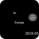 Jupiter and Friends,                                Larry