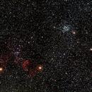 Messier 35 + IC 443,                                AC1000