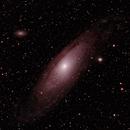 Andromeda Galaxy (M31),                                raulgh