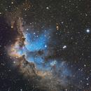 NGC 7380 : SHO,                                Mike Kline