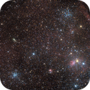 cometa C/2017 T2 Panstarrs,                                Rolando Ligustri