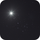 Venus in the Pleiades,                                alphaastro (Rüdiger)