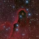 Elephant Trunk Nebula, IC 1396, HRGB Image Update,                                Eric Coles (coles44)
