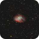 M1 - Crab Nebula,                                Kyle Pickett