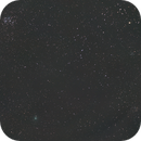 Comet 46P/Wirtanen, Pleiades, and Aldebaran on 12/18/2018 (75mm),                                JDJ