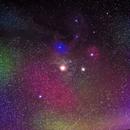 Antares stella alfa nello scorpione                                            distanza 619,7   A.L.,                                Carlo Colombo
