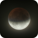 Partial Lunar Eclipse 16th July 2019,                                Andrea Storani