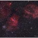 M52  y  Campo Bubble ,                                Jesús M. Vargas