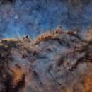 NGC 6188,                                Tolga