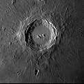 Moon - Copernicus (22 Sep 2019, 04:22UT),                                Bernhard Suntinger