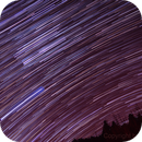 Orion Star Trails,                                MyChat_aa