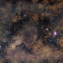 M8-M20 region,                                Martin Lysomirski