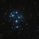 Pleiades - M45,                                Cédric GIRAUD