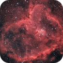 Heart Nebula (IC1805),                                Abhijit Patil
