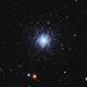 Messier 53 & NGC 5053 (TS72/432; ASI183MM),                                Doc_HighCo