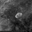 NGC 6888,                                Andreas Zirke