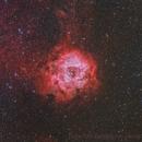 Resette nebula,                                Byoungjun Jeong