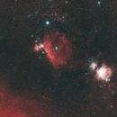 My first Ha-RGB image,                                Ben