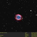 NGC 7293 - Helix Nebula / God's Eye,                                Dave