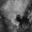 NGC7000 - North American Nebula,                                Andrew