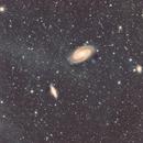 M 81, M82,                                mdohr